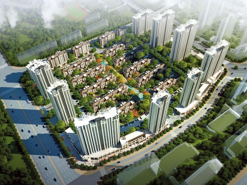 沧州市大和庄改造项目